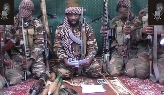 Boko Haram da hilafet ilan etti