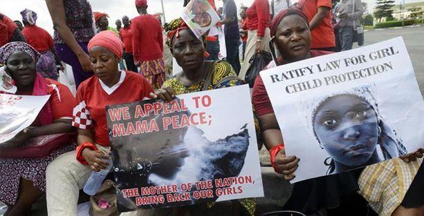 Boko Haram'dan kaçırılan kızlarla ilgili açıklama
