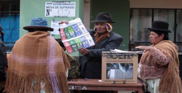 Bolivya yeniden 'Sosyalizme Doğru Hareket'  dedi