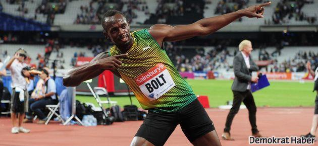 Bolt'tan 'sezonun en iyi derecesi'