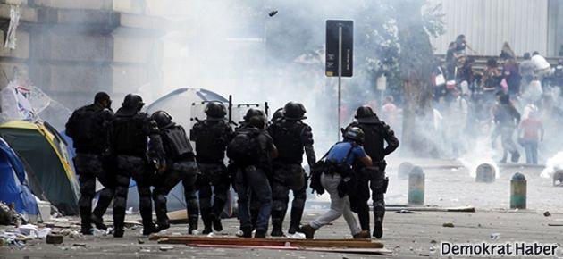 Brezilya: Polis greve çıktı, iş askere düştü