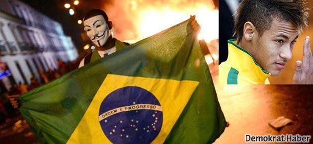 Brezilya'da hükümet geri adım attı