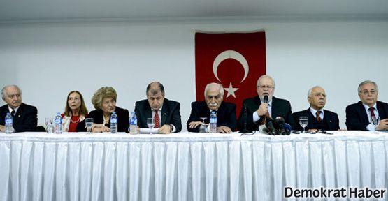 Bu da 'Türklük anayasadan çıkarılmasın' manifestosu