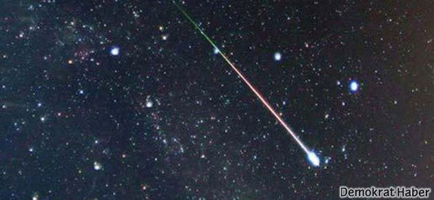 Bu gece gökyüzünde yıldız şöleni olacak