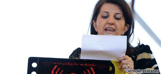 Buldan: PKK'li yöneticiler Türkiye'de siyaset yapsın