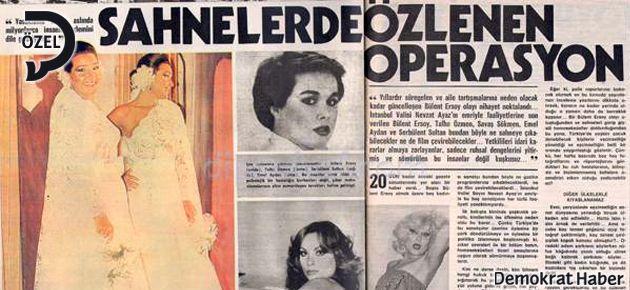 Bülent Ersoy'un 32 yıl önceki 'direnişi' ve Gezi