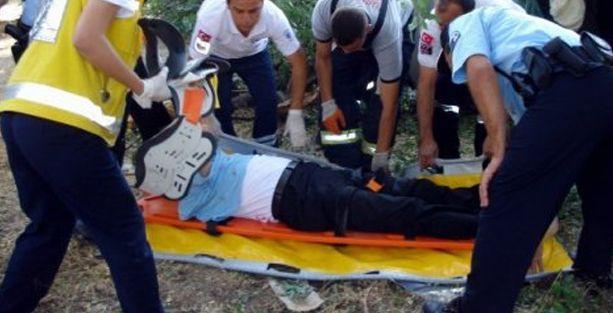 Burdur'da kaza: 5 ölü 3 yaralı