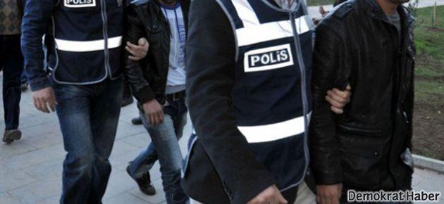 Bursa'da 8 kişi tutuklandı