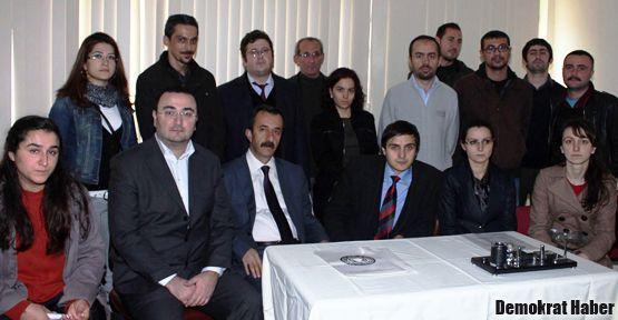 Bursalı avukatlardan saldırılara tepki