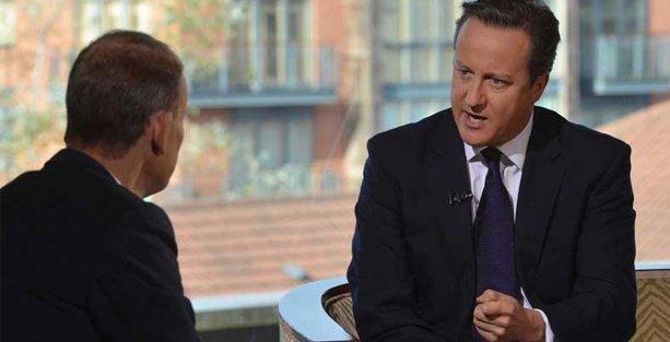 Cameron: IŞİD'e karşı sadece hava saldırıları yetmez