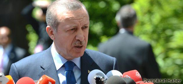'Cami yıkarız' diyen Başbakan sansürlendi
