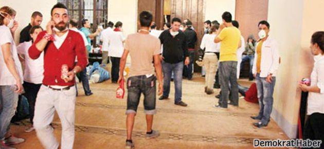 'Camide içki içti' denilen eylemci konuştu