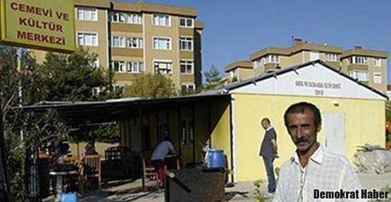 Cemevi provokasyonundan polis çıktı