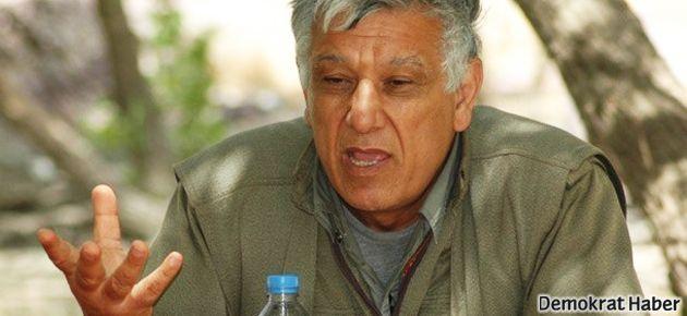 Cemil Bayık'tan 'Ulusal Kongre' açıklaması