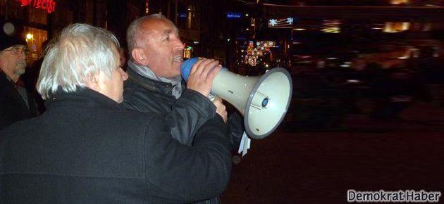 Çerkeslerden soykırım protestosu
