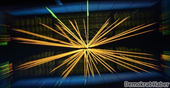 CERN 'tanrı parçacığını' kesin olarak buldu