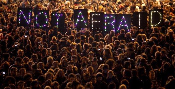 Charlie Hebdo: Aptallık kazanamayacak! Yayına devam