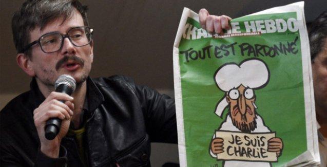 Charlie Hebdo çizeri: Artık peygamber karikatürü çizmeyeceğim