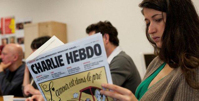 Charlie Hebdo için ortak karikatür kitabı