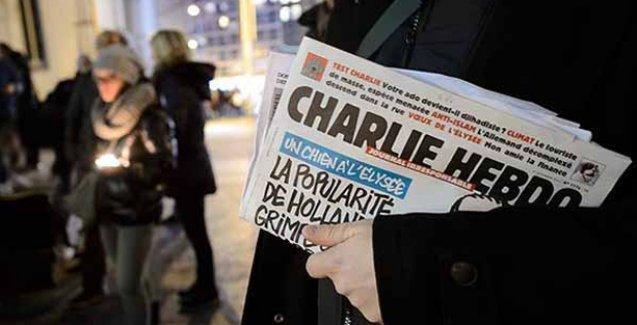 Charlie Hebdo Türkçe dahil altı dilde yayında