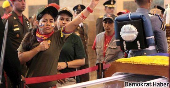 Chavez mumyalanamayabilir