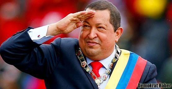 Chavez'den haber var