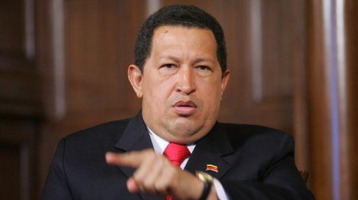 Chavez'den İngiltere'ye gözdağı
