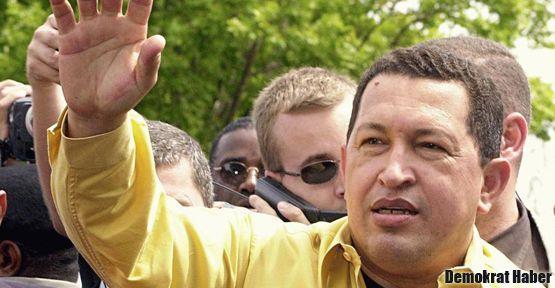 Chavez'in kanser ameliyatı: 'Tümüyle başarılı'