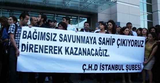 ÇHD: Kara propagandanın başını Erdoğan çekiyor