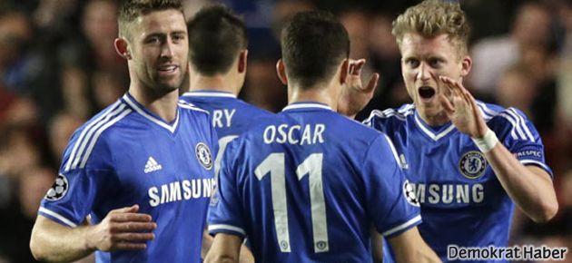 Chelsea mucizeyi başardı
