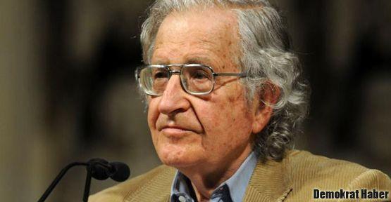 Chomsky 'Hrant için' ders verecek