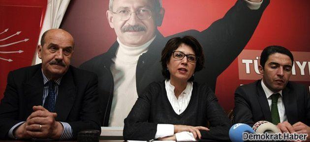 CHP'li Onanç: CHP çözüm sürecinin parçası olacak