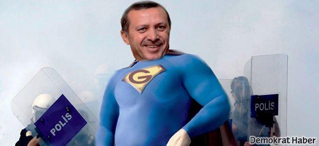CHP, Erdoğan'ı 'gazman' yaptı