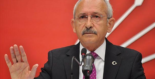 CHP grubunda konuşma yok 301 isim var