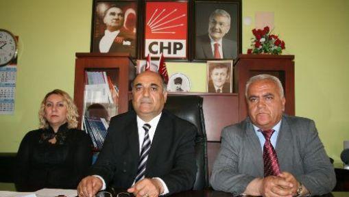 CHP, Tunceli İl Başkanı'nın istifasını istedi