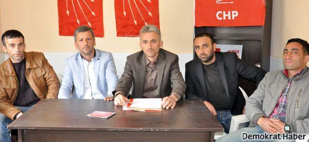 CHP'de barış istifaları yayılıyor