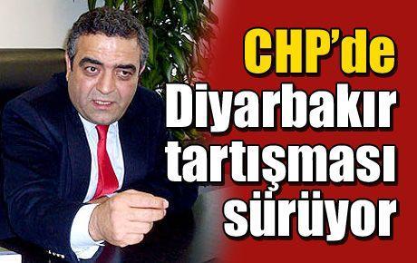 CHP'de Diyarbakır tartışması sürüyor