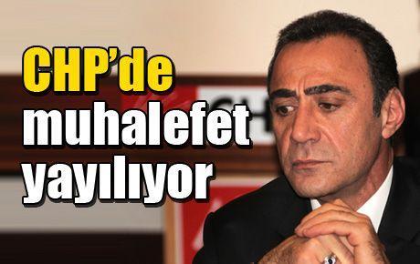 CHP'de muhalefet yayılıyor