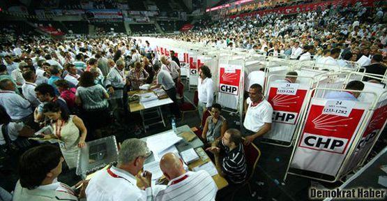 CHP'de oylar yeniden sayıldı