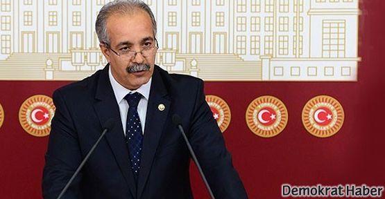 CHP'den istifa eden Salih Fırat partisini seçti