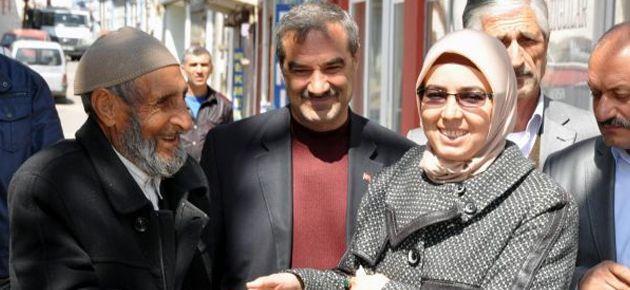 CHP'li başkanın kızı AKP'den başkan seçildi