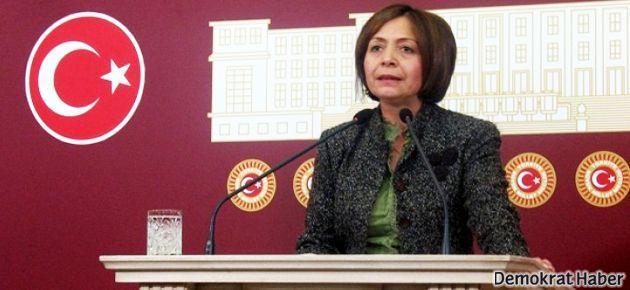 CHP'li Dilek Akagün disipline sevk edildi