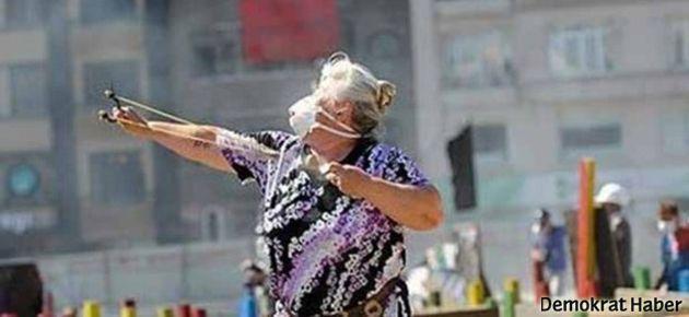CHP'li kadınlar 'sapanlı teyze'yi ziyaret edecek