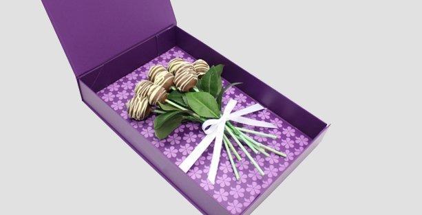 Çikolatalı Meyve Sepetleri ile Sevgilinize Sürpriz Yapın