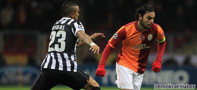 Cimbom zemini de Juventus'u da yendi