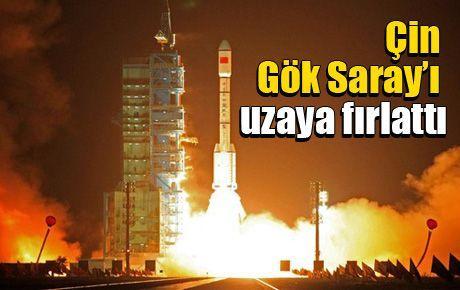 Çin Gök Saray'ı uzaya fırlattı