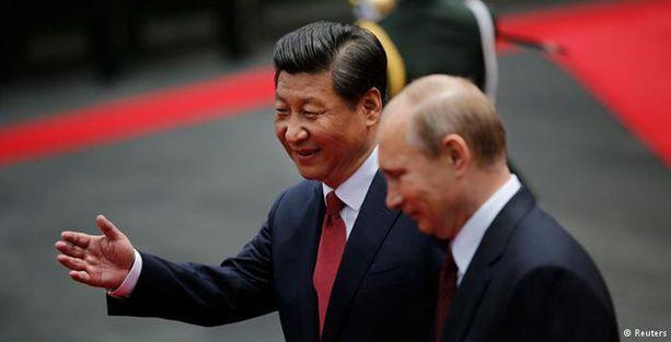 Çin ile Rusya arasında gaz anlaşması