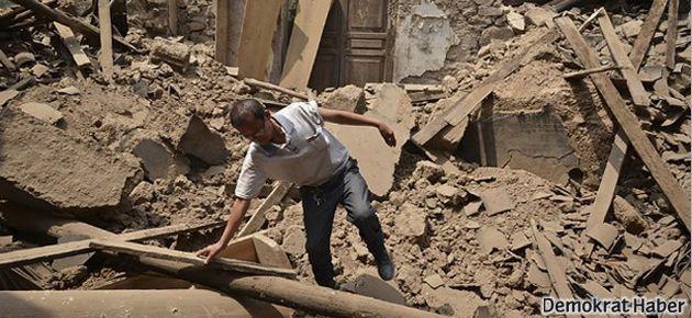 Çin'de 6.6'lık deprem: 71 kişi öldü