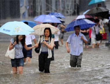 Çin'deki yağışlar 39 can aldı