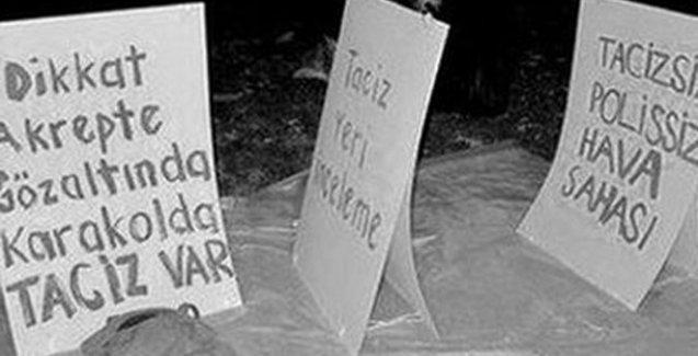 Çıplak aramada utanç verici savunma: Kadın eylemci 'rahat hareketler' içindeymiş!